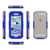 High Quality Plastic Waterproof Case for iphone 6 4.7 inch
