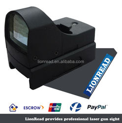 LionRead 17x24mm Police Basic Type Tactical Mini red dot sight for Picatinny Rail Base