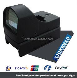 LionRead wholesale gun accessories 17x24mm Police Tactical real gun red dot sight