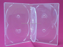 manufacturer sell 14mm dvd case 6 disc