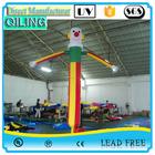 Alta qualidade 3 m a 10 m logotipo personalizado publicidade homem dança céu inflável tubo dançarino do ar