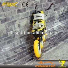 Wonder Fox newest Ultra high end double row skate shoes