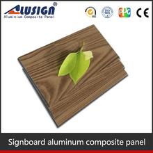 Light weight and hard wearing aluminum framing curtain wall