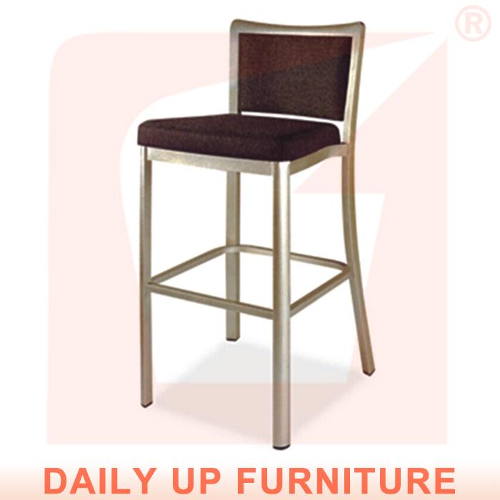 Aluminium h tel chaises chaises hautes pour les bars for Chaise haute pour salle a manger