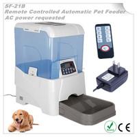Extra large food tub capacity rabbit automatic feeder