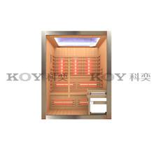 KOY New sauna, infrared sauna cabin (with CE,TUV,SAA,EMC certifications)