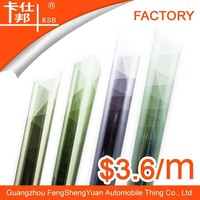 Competitive price PET high heat insulation car window film