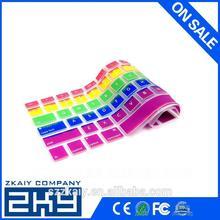 "Computer Hardware colored printed keyboard skin for mac pro 13"",15""17"""