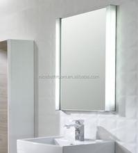 Modern LED light bath mirror with frame NM-155