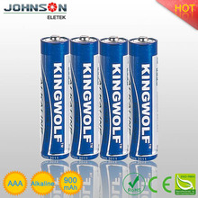 215 aaa alkaline rechargeable 1.5V LR6 cell