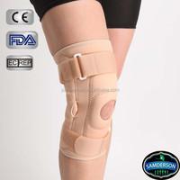 Samderson C1KN-401 Hinged Knee Stabilizer Support neoprene knee arthritis/knee immobilizer/knee pad