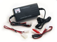 Universal Smart Charger for 5-10s NiMH Battery Language Option French