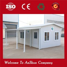 High quality folding prebuilt container office containers for