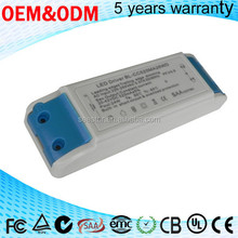 48V 1A 1.7A 0-10V constant voltage dimmable LED driver 80W IP66 Waterproof 3in1(0/1-10Vdc,Potertiometer,10V PWM)