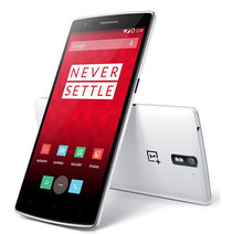 oneplus brand 5.5inch NFC 4G LTE 3GB 16GB white color high quality mobile phone