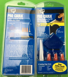 8 pieces caulking tool kit for a perfect finish