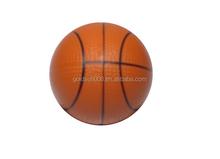 PU soft basketball stress ball
