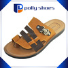 hot selling fashion leather chappals men
