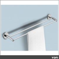 Bathroom Towel Rail, Aluminum Towel Bar, Wall Mounted Towel Ring