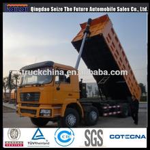 Shacman F2000 dump truck 15 ton tipper truck