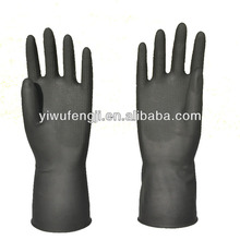 latex industrial heavy duty rubber gloves working protective hand gloves