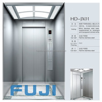 Cheap Residential lift Elevator with FUJI Japan Technology