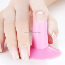 Nail salon manicure tool finger practice rest holder stand