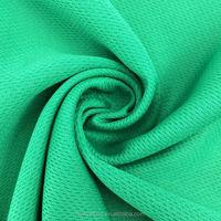 Althletic Wear Light Wight bird eye mesh fabric dry fit sport fabric