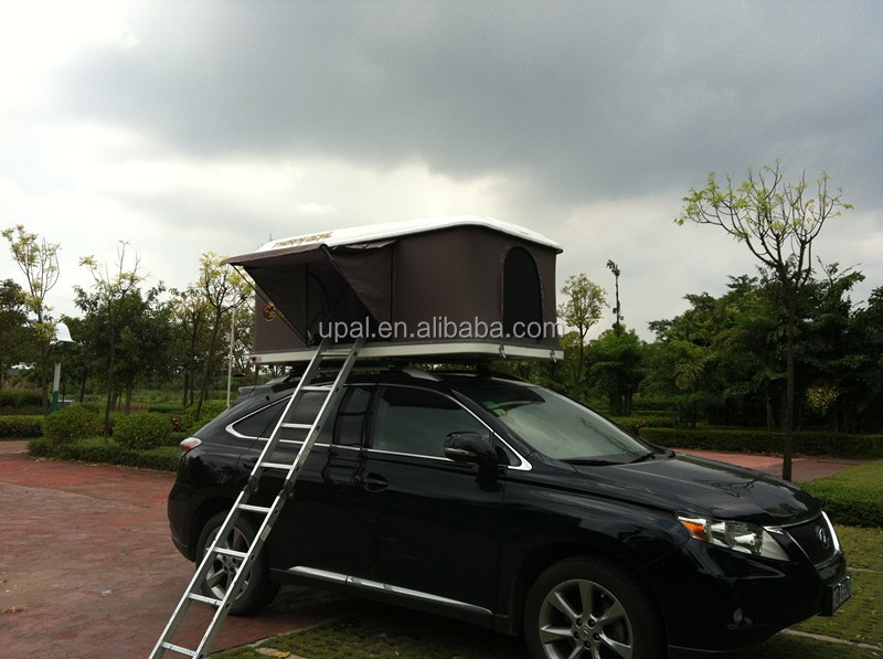 Car Top Tent Hard Shell Shell Roof Top Tent / Car
