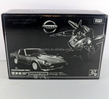"Takara Tomy KO Transforms Masterpiece Nissan Fairlady 280Z-T MP-18S Silverstreak Autobot 18cm/7"" toy Action Figure"