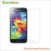 0.3mm New 2015 9H Explosion-Proof Tempered Glass Film Screen Protector For Samsung S5 mini G800