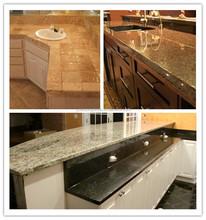 2015 new cheap kitchen granite countertops prices