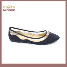 2015 Zapatos para señoras con puntera