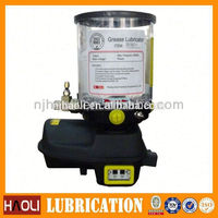 lithium grease central lubrication system