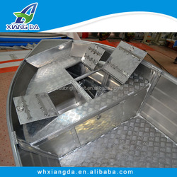 2015 China CE Certificate Cheap Aluminum Boat Dealers