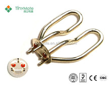 changshu manufacture high quality T2 red copper electric kettle heating element