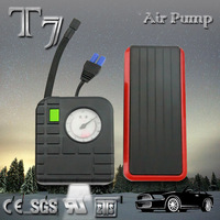 Bolt Power T7 12000mAh Portable Car Jump Starter 400 AMP Peak - Emergency Auto Jump Starter With Portable Power Charger