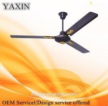 Cb, ce, csa, emc, gs, certificación de la ul y fuente de energía eléctrica del ventilador de techo/abanico de kdk
