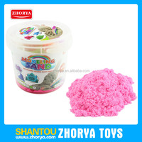 children intelligence sand toys colored miracle sand dynamic magic modeling sand