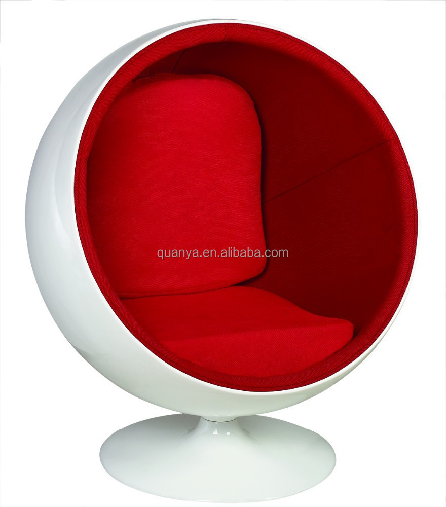 Fiberglass Ball Chair Egg Pod Chair Cheap Egg Chair