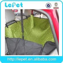 Oxford pet car seat protector/back seat pet cover/pet hammock car