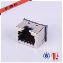 aligator clip to rj45 connector test leads best pcb rj45 connector cat6 stp rj45 connector for pcb board