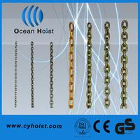 Mining chain conveyor G80 cast iron chain