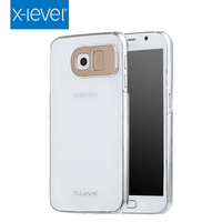 High Clear Cell Phone PC Color Changing Phone Case Glow In The Dark Case For Samsung s6 edge