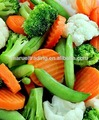Vegetales mixtos california( 4 tipo de hortalizas)