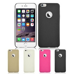 Ultra Slim Pu Leather Back Case Cover For Apple iPhone 6 Free Screen Protector