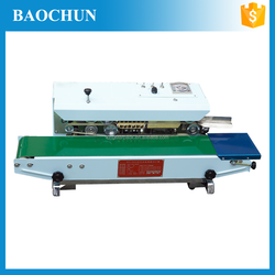 BF-900W potato chips salt bag continue plastic bag sealing machine,automatic sealing machine,sealing machine