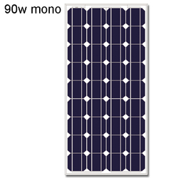 Cheap Solar Panel Hight Efficiency 90 W and Full Certified Solarcell 1kw high cost performance solar panel