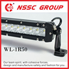 50 CREE LED offroad light bar 250 w watt f 150 roof rack light bar for police car