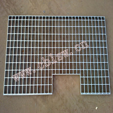 Stainless steel channel wedge wire trench drain